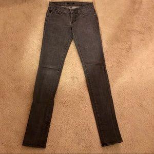 Rock & Republic Black Wash Jeans size 25